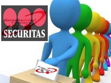 Elecciones sindicales Securitas PONTEVEDRA