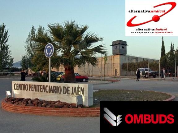 Centro penitenciario Jaén