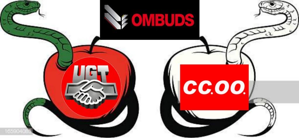Manzanas podridas OMBUDS