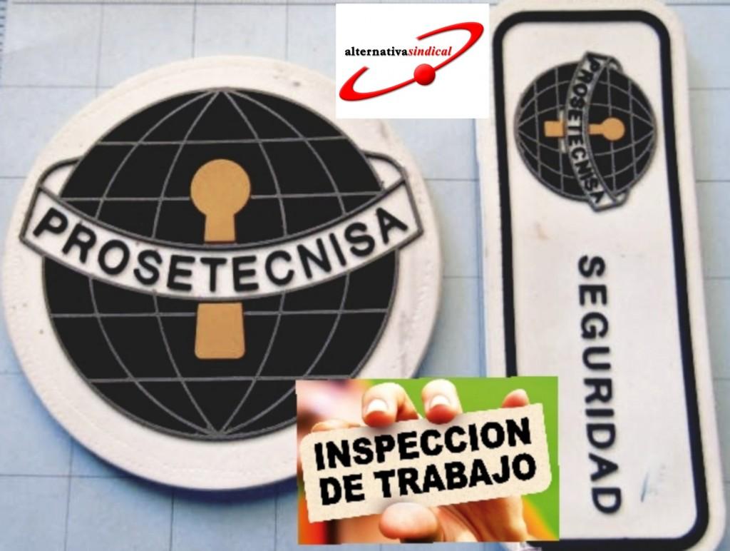 Prosetecnisa  inspección de trabajo