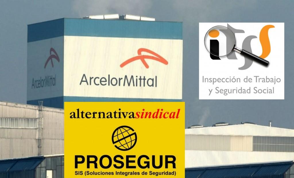 Arcelormittal Prosegur Valencia