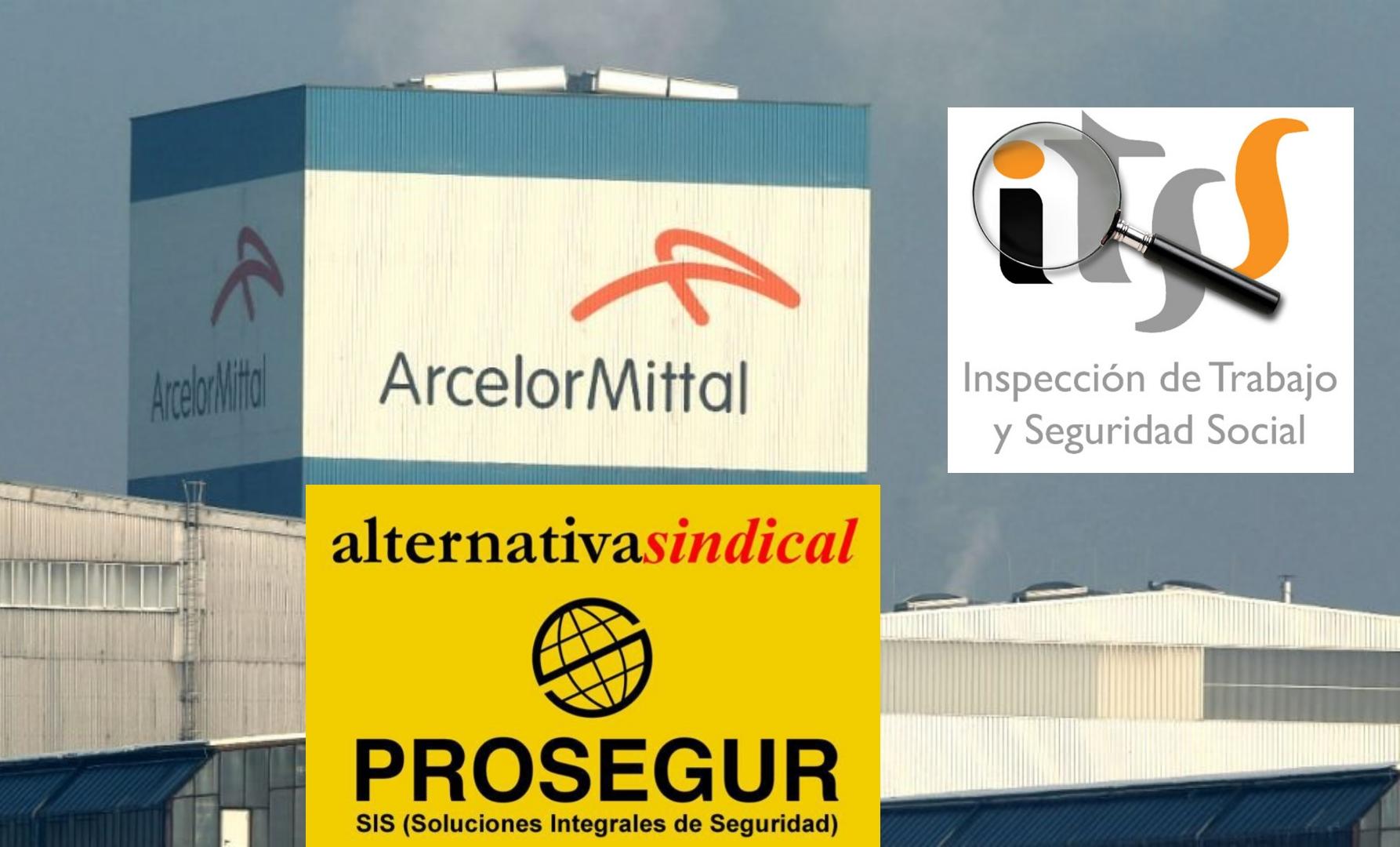 Alternativasindical denuncia a Prosegur SIS Valencia.