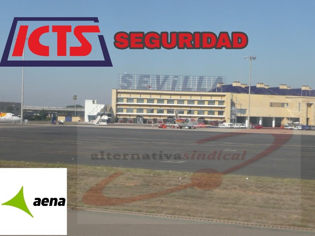Aeropuerto Sevilla iCTS