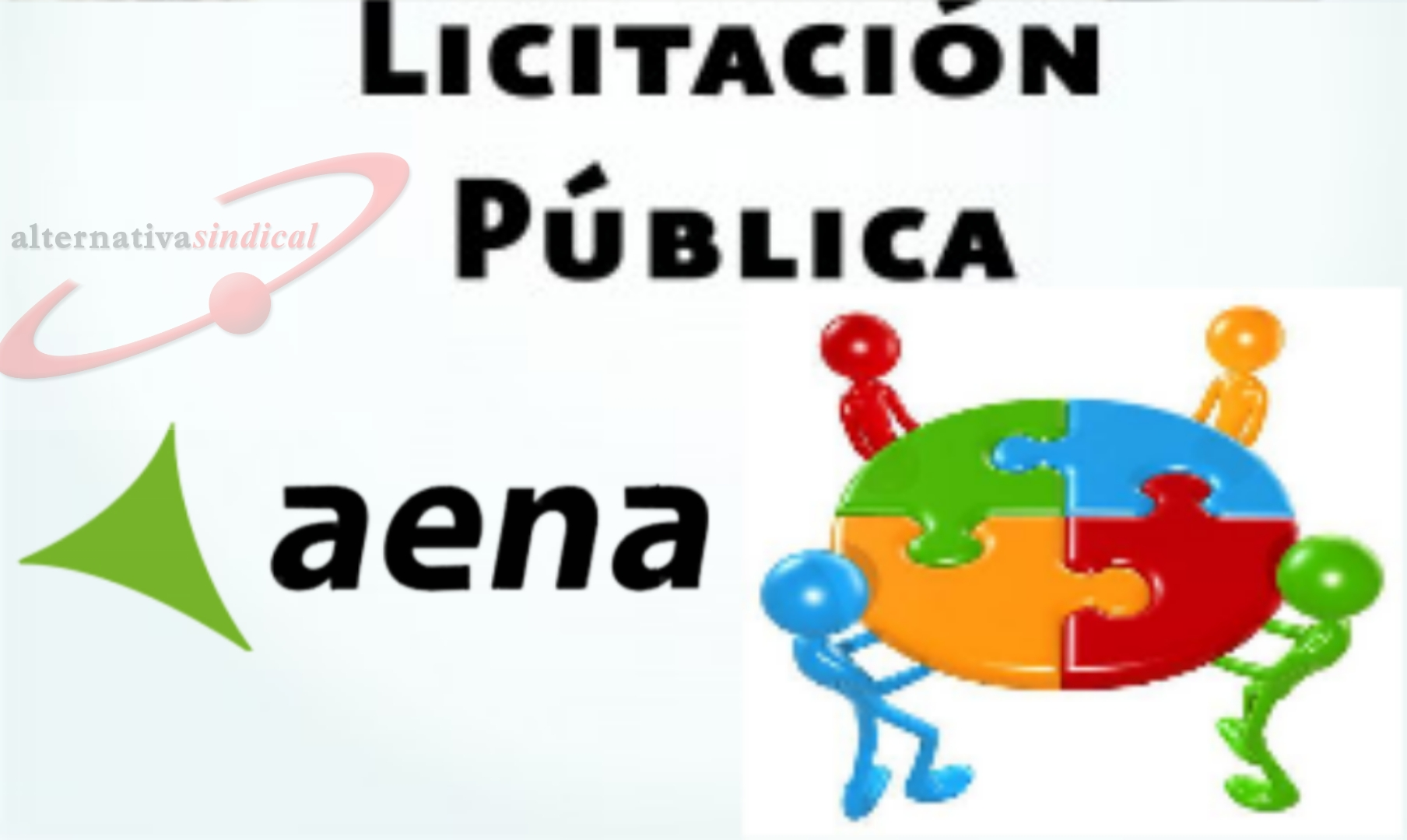 AENA concursos públicos.