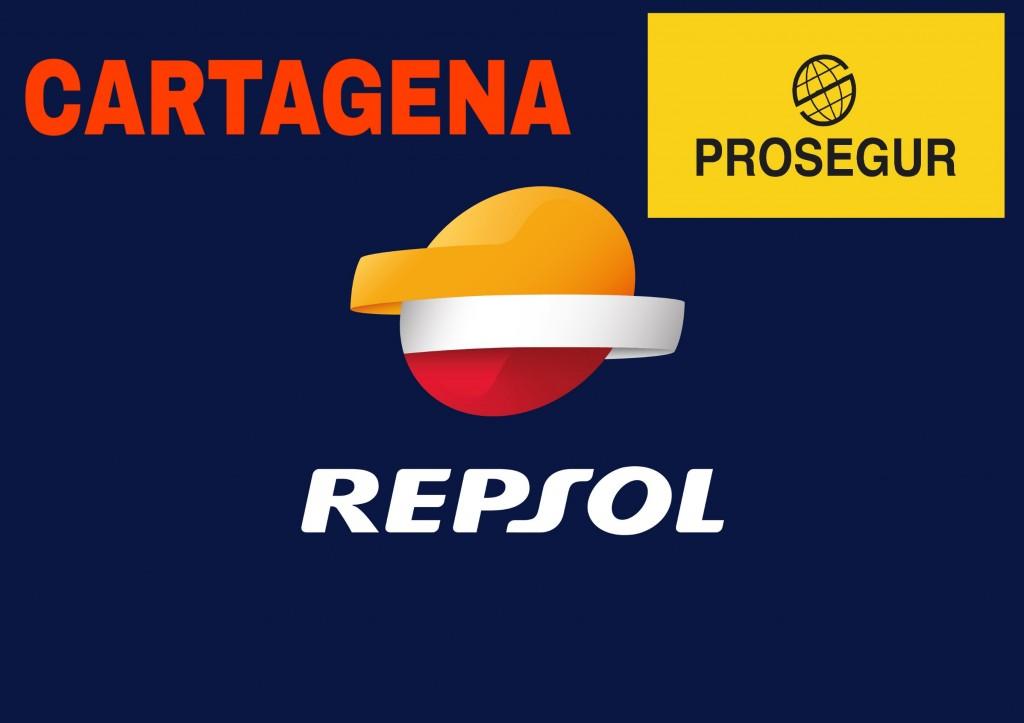 Repsol  Catagena  Prosegur