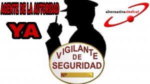 Agente de la autoridad