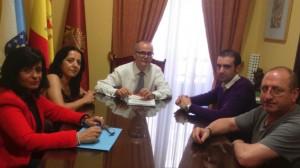 Reunión Concello Ourense