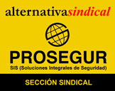 Sección Sindical de alternativa sindical en Prosegur SIS España
