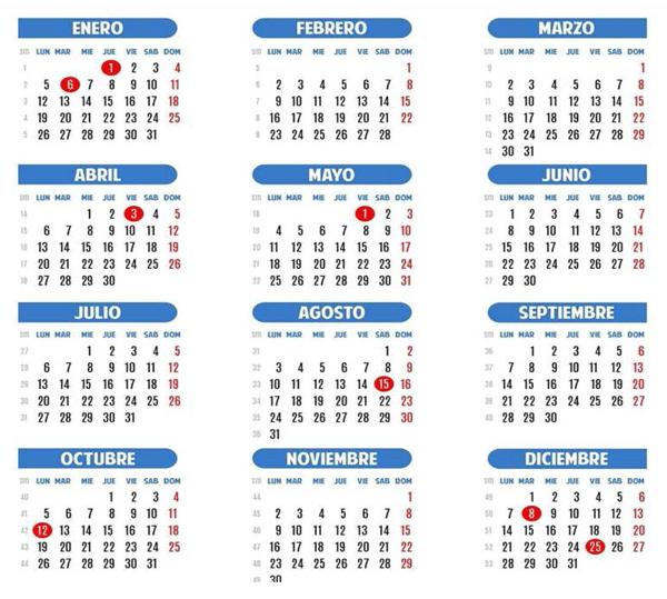 Calendario laboral madrid 2015 alternativa sindical for Calendario eventos madrid
