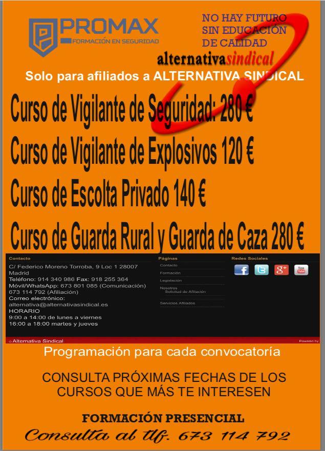 cursos-promax-alternativasindical-2017-2
