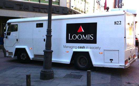 loomis-furgon