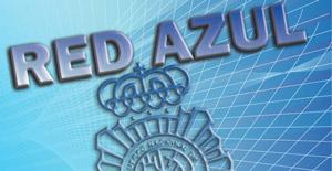 RED AZUL. La policía nacional intensifica los contactos con los vigilantes de seguridad en sus puestos de trabajo.